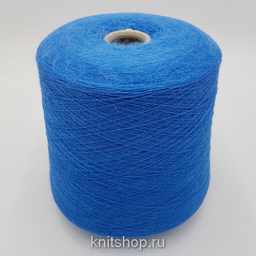 Love Alpaca 2/25 (Sky Blue небесный) 90% альпака, 10% меринос 1250 м/100 гр