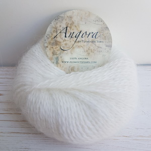Plymouth yarn Angora (710 ваниль) 100% ангора 10 г/45 м