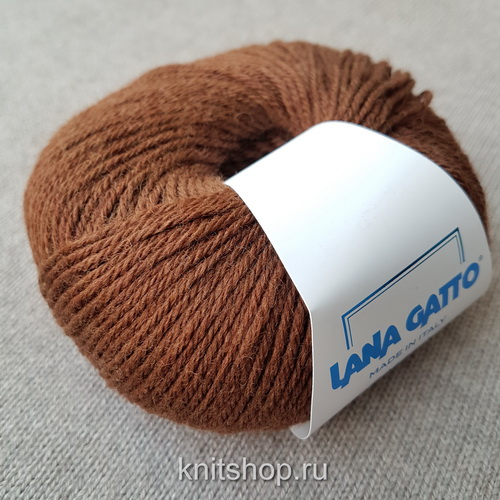 Lana Gatto Calico (13536) 50% меринос, 50% акрил 50 г/113 м