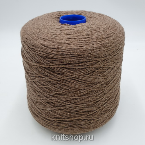 CapRicci Chine (1М683 капучино) 80% меринос, 20% нейлон 4/15 375 м/100 гр