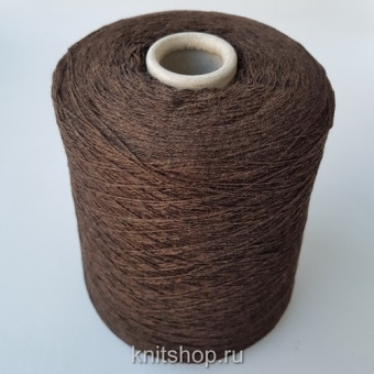 GTI Ricignolo Cashmere 2/28 (5540 шоколад) 100% кашемир 1400 м/100 г